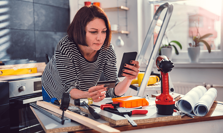 Home Renovations With The Highest ROI Woman Image