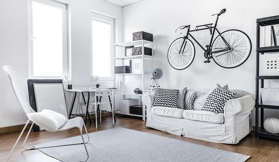17 Tricks For Making Any Small Room Look Bigger Light Image