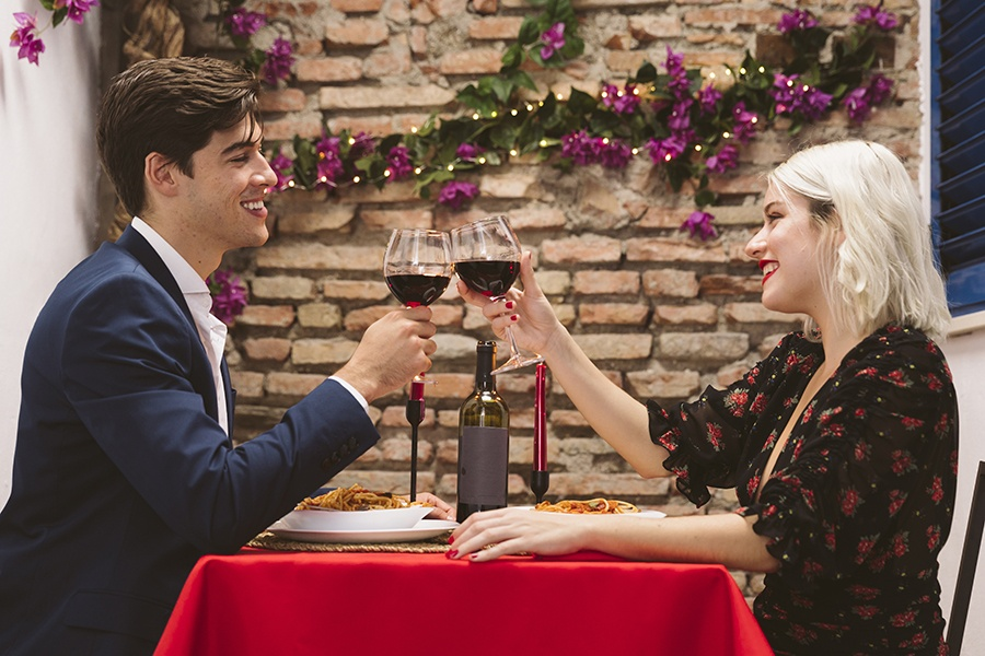 8 Valentine's Day Events to Look Forward to in Edmonton This February Wine Dinner Image