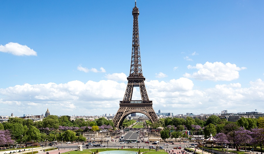 26 Must-See Virtual Tours From Around the World Eifel Tower Image