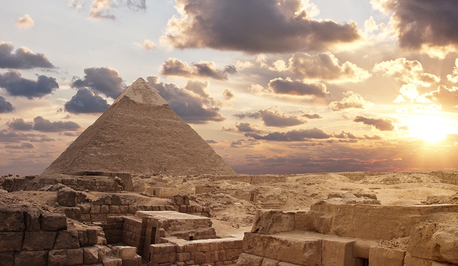 26 Must-See Virtual Tours From Around the World Pyramids Image