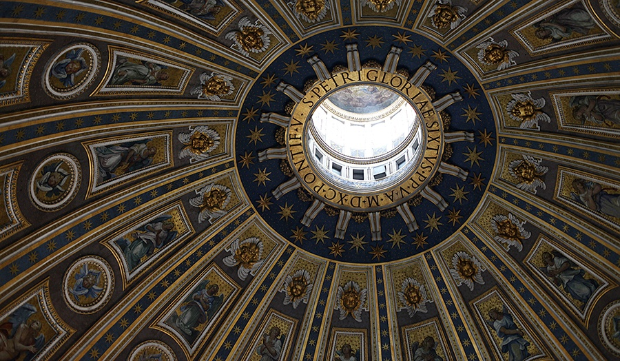 26 Must-See Virtual Tours From Around the World Sistine Chapel Image
