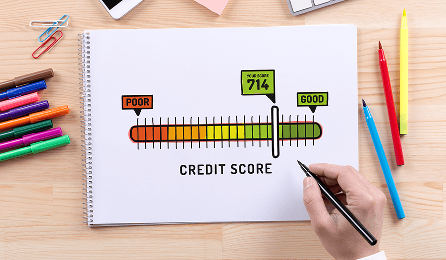 9 Fast and Easy Ways To Boost Your Credit Score Main Image