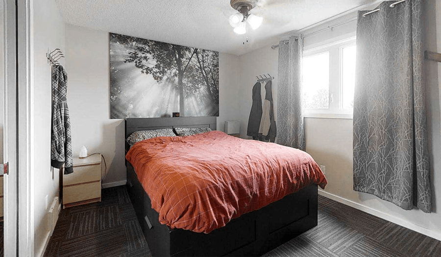 Featured Listing: 8811 152B Ave Bedroom Image