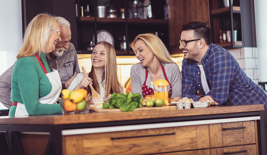 All In the Family: 5 Tips For Multi-Generational Living Main Image