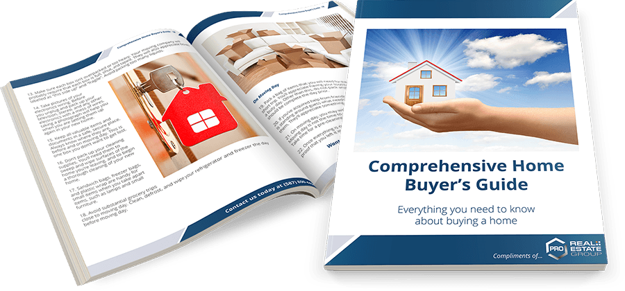 Comprehensive Home Buyer's Guide Cover Image