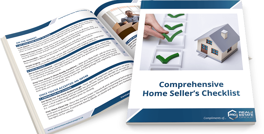 Home Seller's Checklist Spread Image