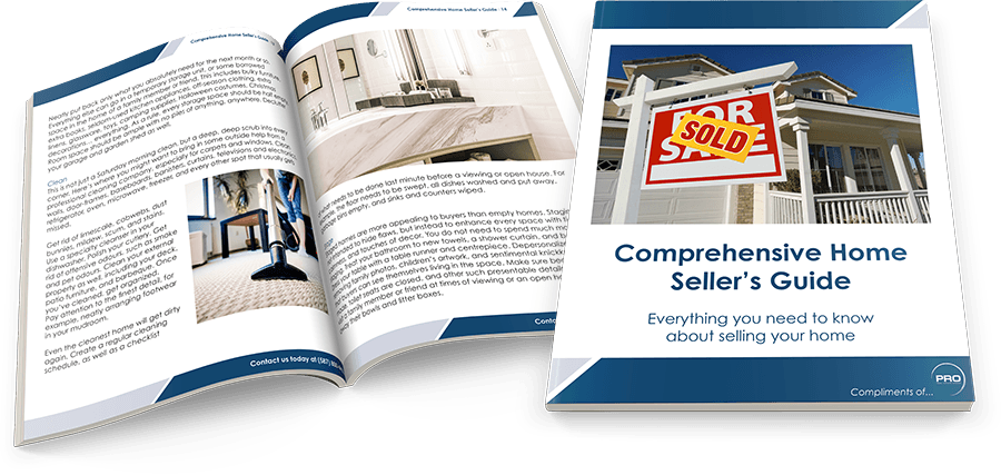 Comprehensive Home Seller's Guide Cover Image