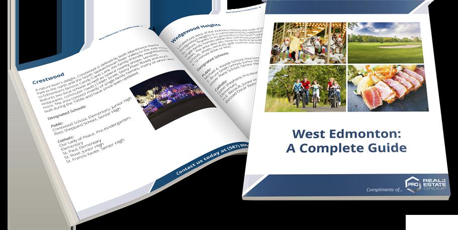 West Edmonton Community Guide Cover Image