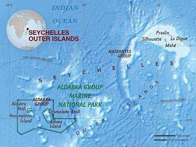 Secheles Islands