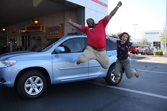 Toyota Jump