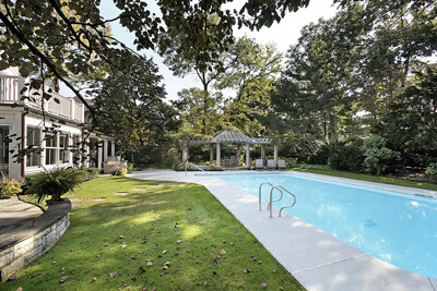 Homes with Pools for Sale in Westchester County NY
