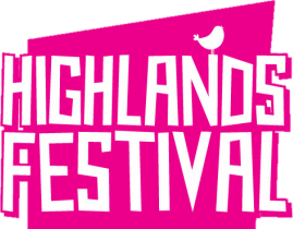 Highlands Festival logo