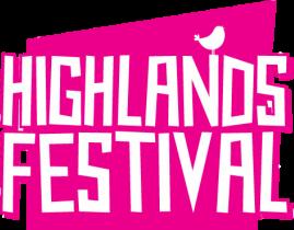 Highlands Festival logo