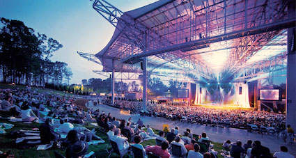 Ameris Bank Amphitheater in Alpharetta