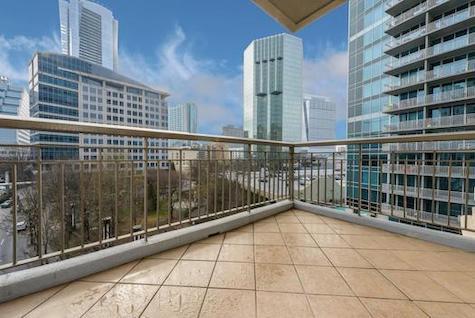 Atlanta Condo View