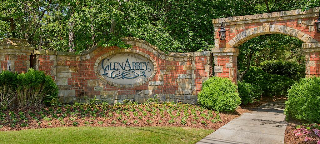 Glen Abbey Front Entrance