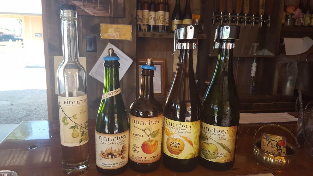 Finnriver Artisan Sparkling Cider