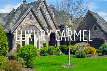 luxury home in Carmel