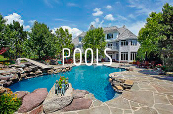 Luxury homes with pools for sale in Indianapolis