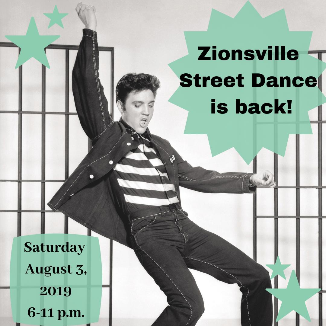 2019 Zionsville Street Dance