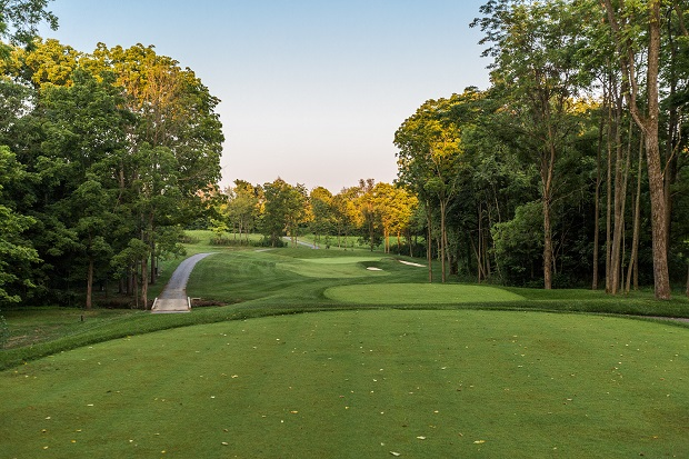 Chatham Hills golf course in Westfield, Indiana
