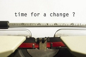 Time for a change?