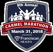 Carmel Marathon logo