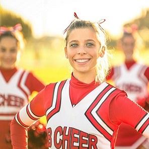 Indianapolis cheerleaders