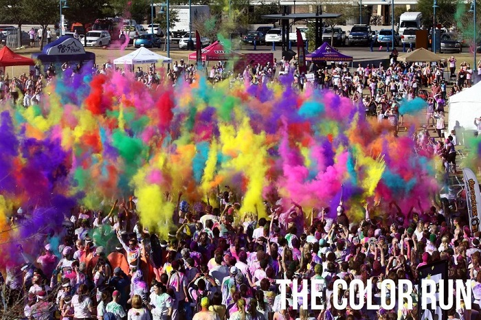 Indianapolis Color Run 5K