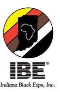 Indiana Black Expo logo