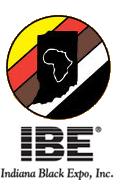 Indiana Black Expo logo