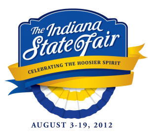 2012 Indiana State Fair logo