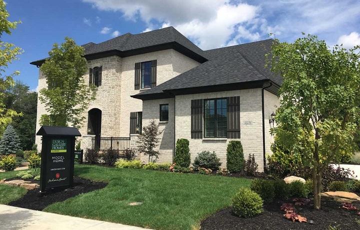 Jackson's Grant model home
