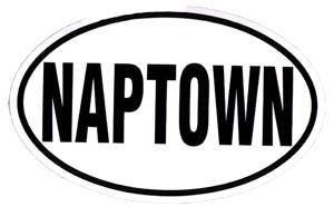 Naptown logo