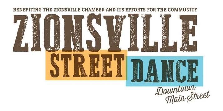 Zionsville Street Dance logo