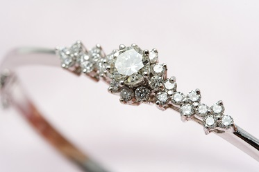 Beautiful diamond bracelet