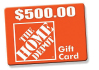 $500 Gift Card When Building a Home in Blacklick