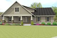 "The ""Annadale"" Floor Plan - American Heritage Homes - Custom Home Builder"