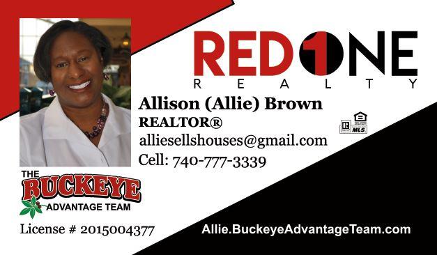 Allison Brown - The Buckeye Advantage Team - Red 1 Realty
