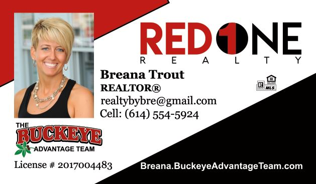 Breana Trout - The Buckeye Advantage Team - Red 1 Realty