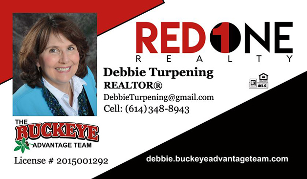 Debbie Turpening - The Buckeye Advantage Team - Red 1 Realty