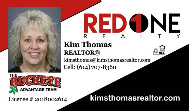 Kim Thomas - The Buckeye Advantage Team - Red 1 Realty