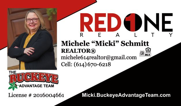 Michele Schmitt - The Buckeye Advantage Team - Red 1 Realty