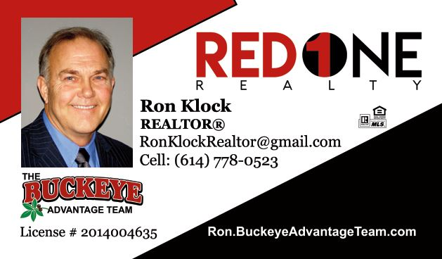 Ron Klock - The Buckeye Advantage Team - Red 1 Realty