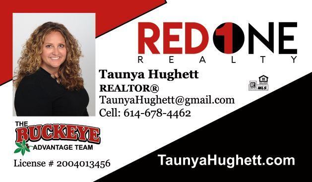 Taunya Hughett - The Buckeye Advantage Team - Red 1 Realty