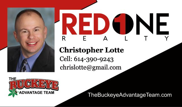 Christopher Lotte - The Buckeye Advantage Team - Red 1 Realty