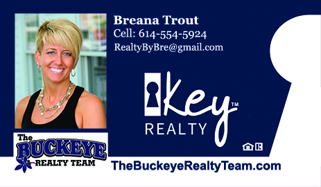 Breana Trout - The Buckeye Realty Team - Key Realty