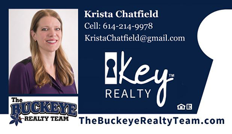 Krista Chatfield - The Buckeye Realty Team - Key Realty
