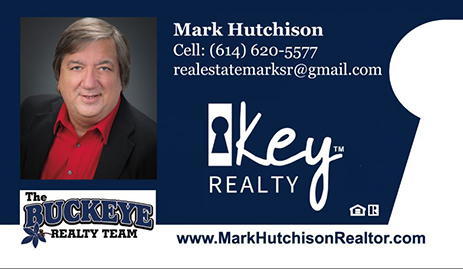 Mark Hutchison - Realtor - The Buckeye Realty Team - Key Realty
